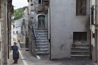 This Small Italian Village Is Using Art To Fight Depopulation