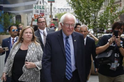 Bernie And His Wife Just Lawyered Up Amidst Concerning Fraud Allegations