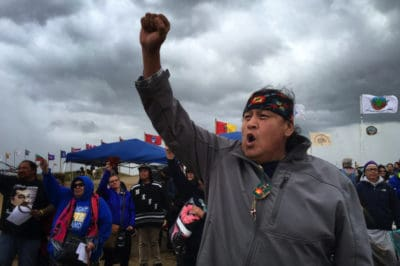 "Standing Rock Sioux Call Recent Court Decision A ""Victory And Vindication"""