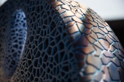 Michelin Reinvents The Wheel With New 3D-Printed Biodegradable Tires