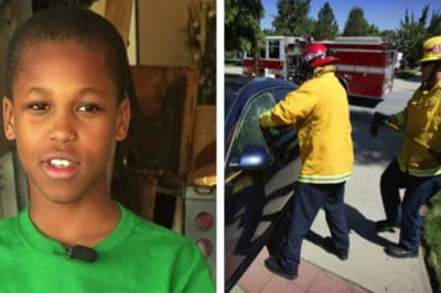 Saddened By Infant's Death, 10-Year-Old Invents Device To Prevent Hot Car Deaths