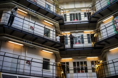 With Less Crime, Closed Dutch Prisons Are Instead Being Used To House Refugees