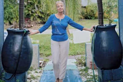 This 54-Year-Old Woman Was Kicked Out Of Her House For Living Off-Grid