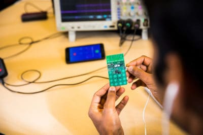 World's First Battery-Free Cell Phone Uses Only Ambient Power
