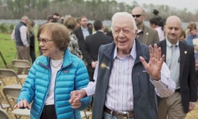 Jimmy Carter Invests In Solar Farm To Meet 50% Of Town's Energy Needs