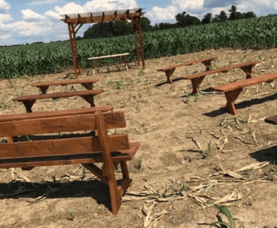 Nuns Build Open-Air Chapel In Pennsylvania To Protest Pipeline Development