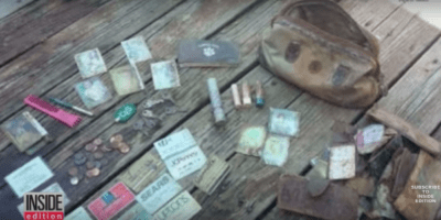 11-Year-Old Reels In Purse Lost In Lake For 25 Years, Returns It To Owner