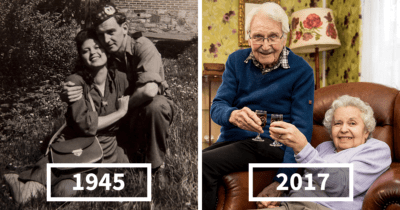 Holocaust Survivor And Soldier Who Rescued Her Celebrate 70+ Years Together