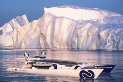 World's First Self-Sufficient Hydrogen Boat Embarks On 6-Year Journey