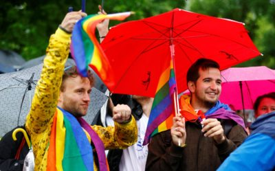 Good News! Germany Parliament Votes To Legalize Same-Sex Marriage