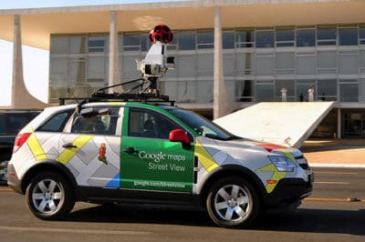 Google Street View Cars Will Now Be Tracking Air Pollution And Providing Results