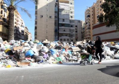 Beirut Designers Embrace Garbage Crisis To Produce Sustainable Art