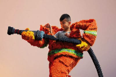 Brilliant LEGO Campaign Encourages Kids To Build Their Dream Career