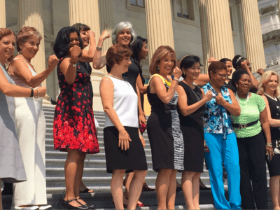 Congresswomen Bare Arms For Sleeveless Friday To Protest Dress Code