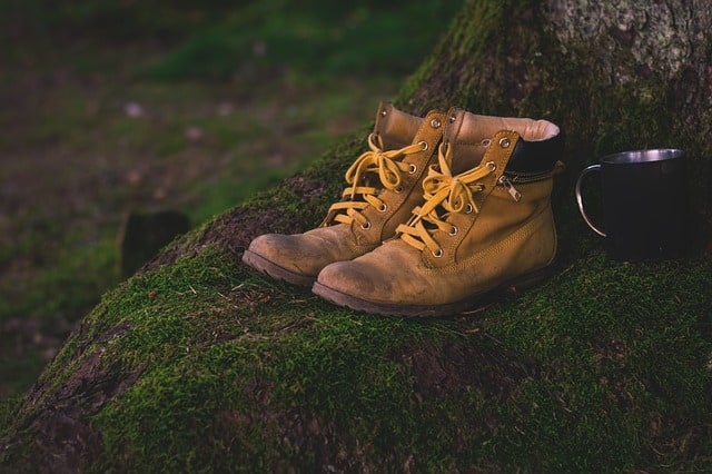 https://pixabay.com/en/shoes-hiking-shoes-hiking-old-worn-1638873/