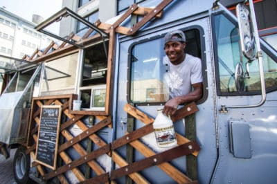 Food Truck Delivers Farm Fresh Food And Hope For Formerly Incarcerated Youth