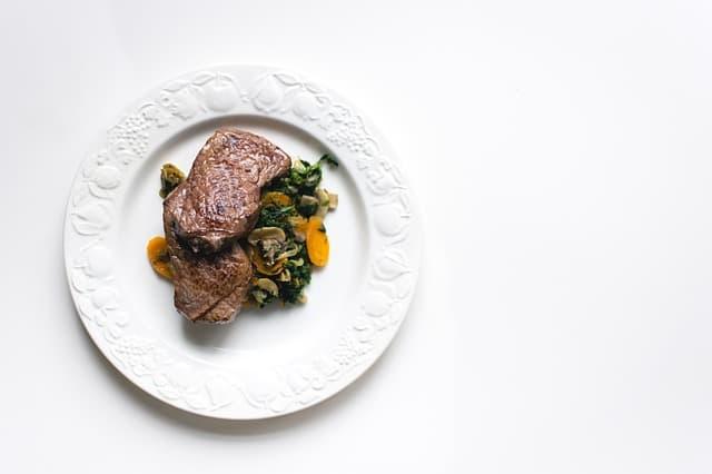 https://pixabay.com/en/steak-meat-food-beef-2430575/