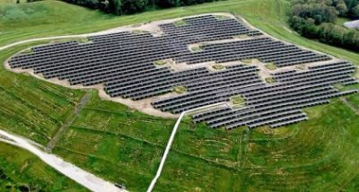 """Mount Trashmore"" Transformed Into Green Energy Generator"