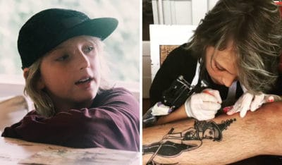 They Call This 12-Year-Old A Tattoo Prodigy. When You See His Art, You'll Know Why