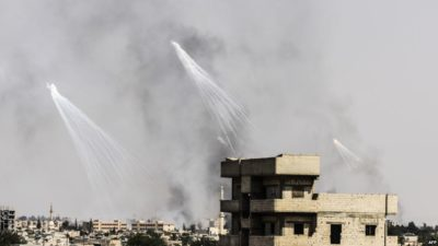 US Airstrikes Kill 29 Civilians In Syria, Including 14 Children