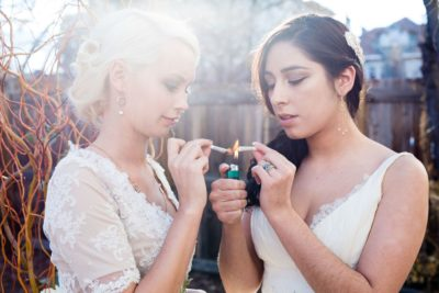 Open Marijuana Bars At Weddings Are The Latest Trend In The U.S.