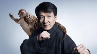 Jackie Chan Encourages Endangered Animals To Protect Themselves With Kung Fu [Video]