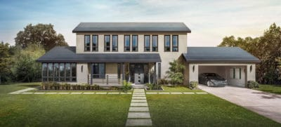 Tesla's New Solar Roof Actually Costs Less Than Traditional Roofs