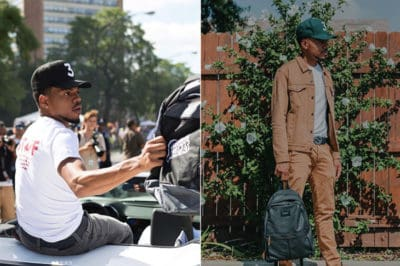 Chance The Rapper Donates 30K Backpacks With School Supplies To Chicago Kids