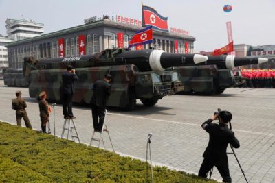 Atomic Scientists: North Korea's Nuclear Missile Claims Are A Hoax