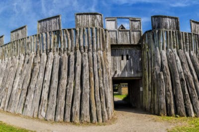 Newly-Discovered 1000-Year-Old Fortress Changes Everything We Know About Vikings