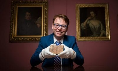 Newly Discovered Babylonian Tablet Rewrites The History Of Mathematics