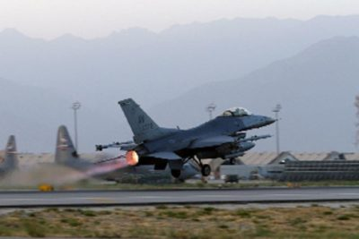 The U.S. Air Force Bombed Afghanistan More Than 500 Times Last Month
