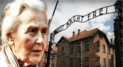 87-Year-Old Grandma Sentenced To Prison For Saying Auschwitz Was Only A Labor Camp