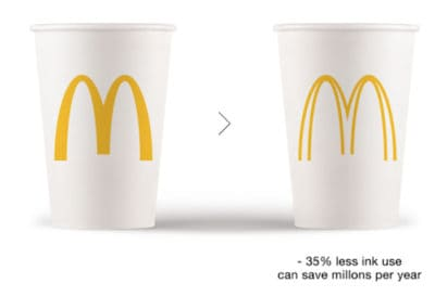 This Is What Iconic Logos Would Look Like If They Were Eco-Friendly [8+ Photos]