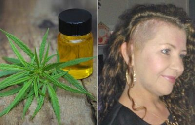 Cancer Survivor Says CBD Oil 'Saved Her Life' After Doctors Said She Had 6 Months To Live