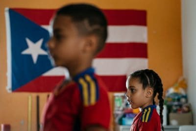 U.S. Schools Prepare To Receive Puerto Rican Kids Fleeing Hurricane Maria