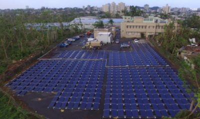 Power Restored At Children's Hospital In Puerto Rico, Thanks To Tesla Solar Panels