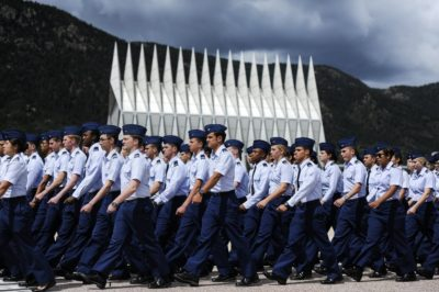"Air Force Academy Superintendent Tells Racists To ""Get Out"" [Video]"
