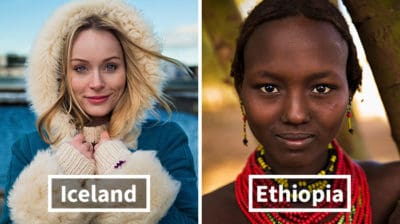This Artist Photographed Women In 60 Countries To Alter The Way We See Beauty