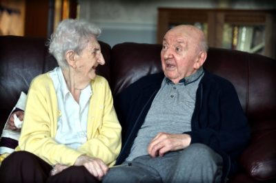 98-Yo Mom Moves In With 80-Yo Son At Care Home Because 'You Never Stop Being A Mum'