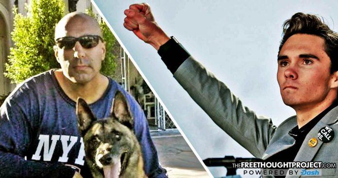 Gun Control Logic Fails As Cop Says He Wants Parkland Anti Gun