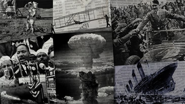 Defining Moments In History That Have Made The Most Impact On The World.