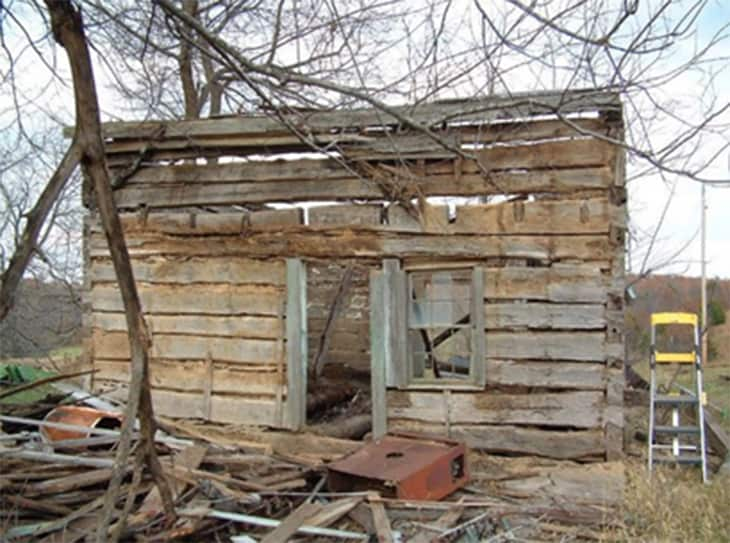 He Bought An Old Rotten Cabin In The Woods – Creates Unbelievable Make Over