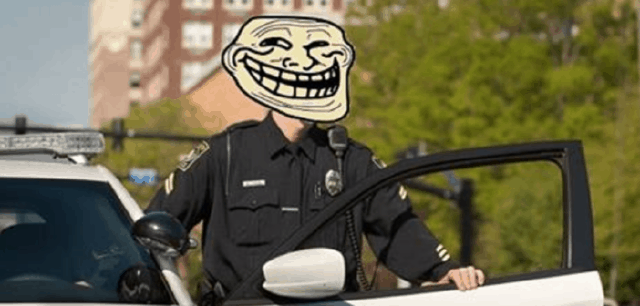 Cops Threaten To Prosecute People Who Troll Their Weed Bust Posts On Facebook